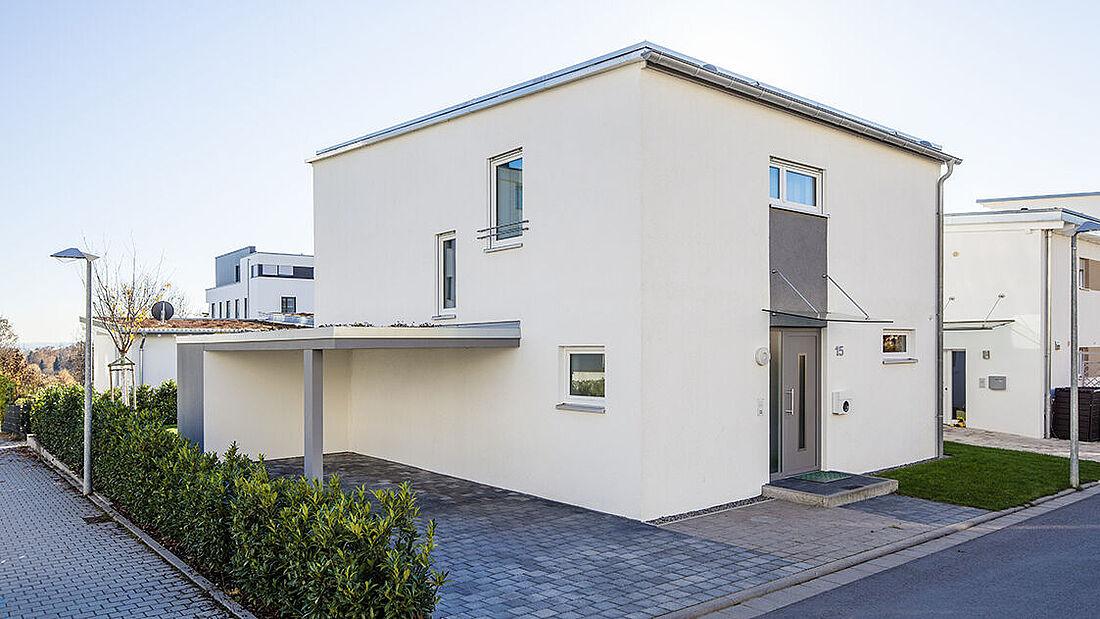 Haus Dorfer - Bauunternehmung Böpple GmbH